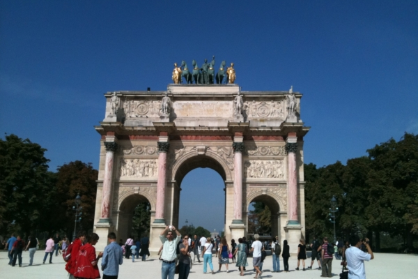 Parijs Arc de Triomf
