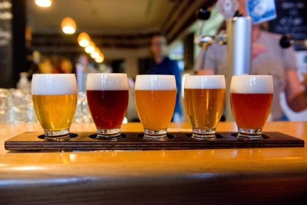 Proeflokaal Belgie bierproeverij