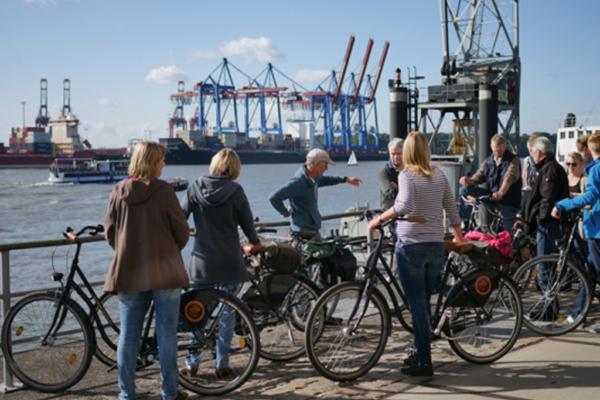 Radtour Hamburg algemeen 2