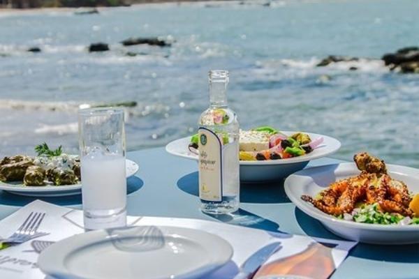 Rest Kertos restaurant from