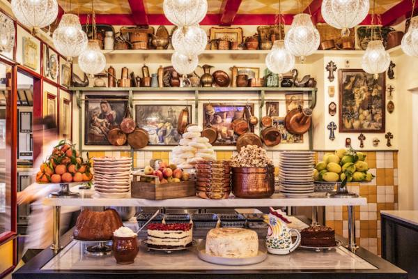 Restaurant Libertino Paris 1