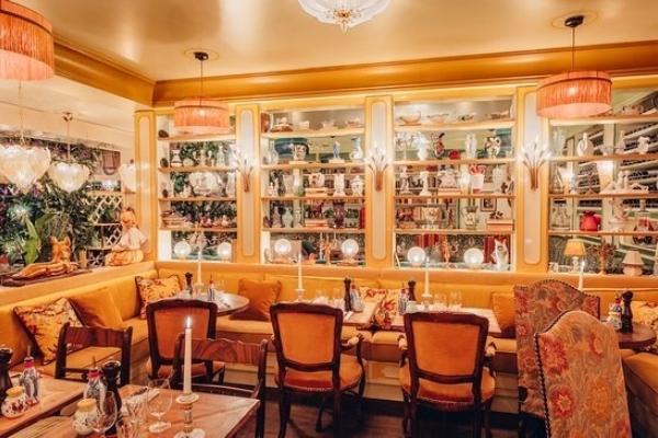 Restaurant Libertino Paris 3