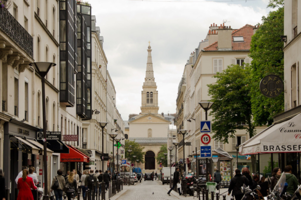 Rue du Commerce 1