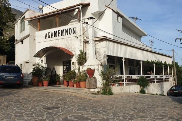 Taverne Agamennon op loopafstand