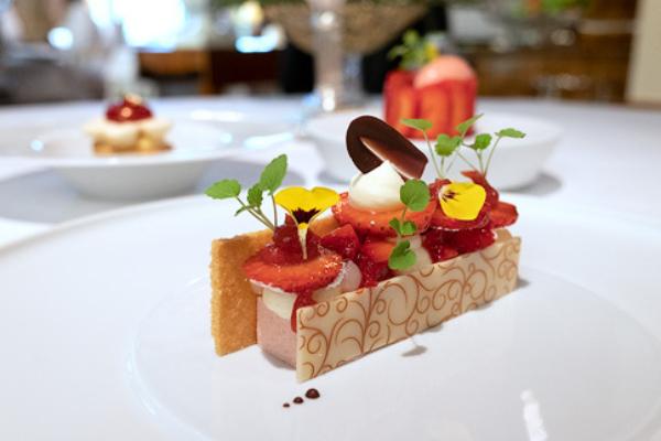The Table restaurant 3 sterren Michelin 5