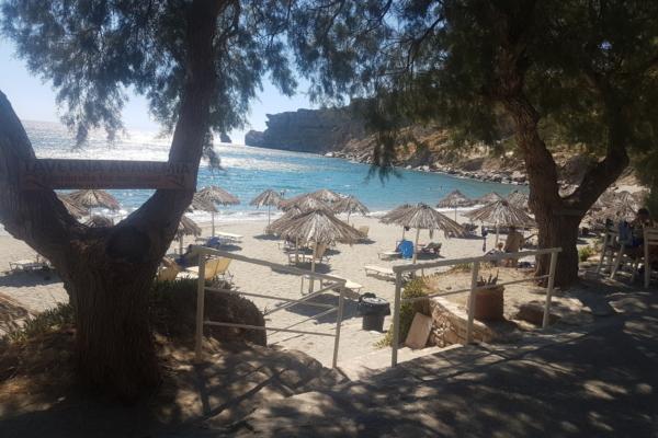 Triopetra beach 1