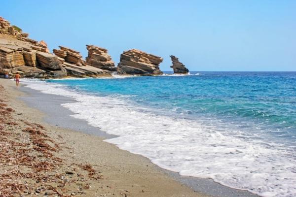 Triopetra beach 6