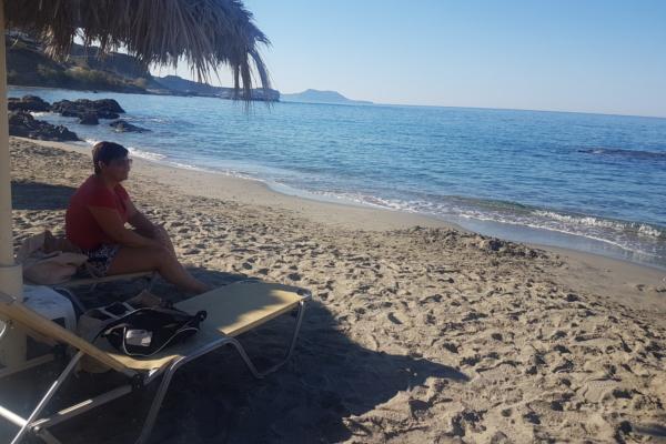 Triopetra beach Irma 3