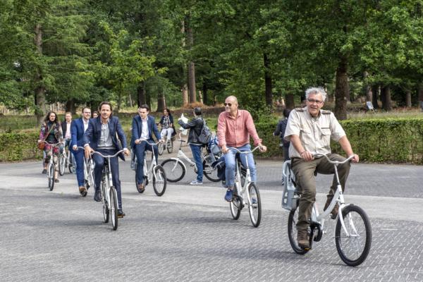 Veluwe witte fietsen2