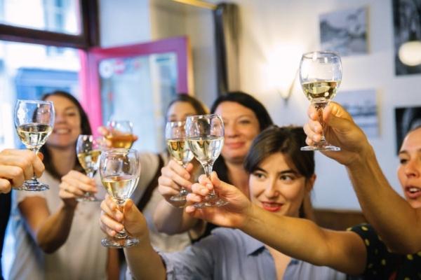 Wine tasting Paris 6