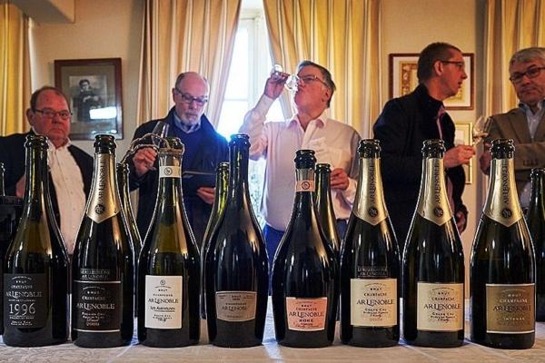 Wine tasting Paris 7