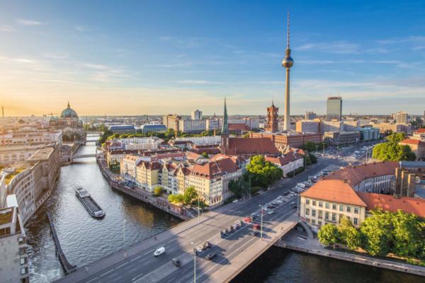 Berlijn overzicht