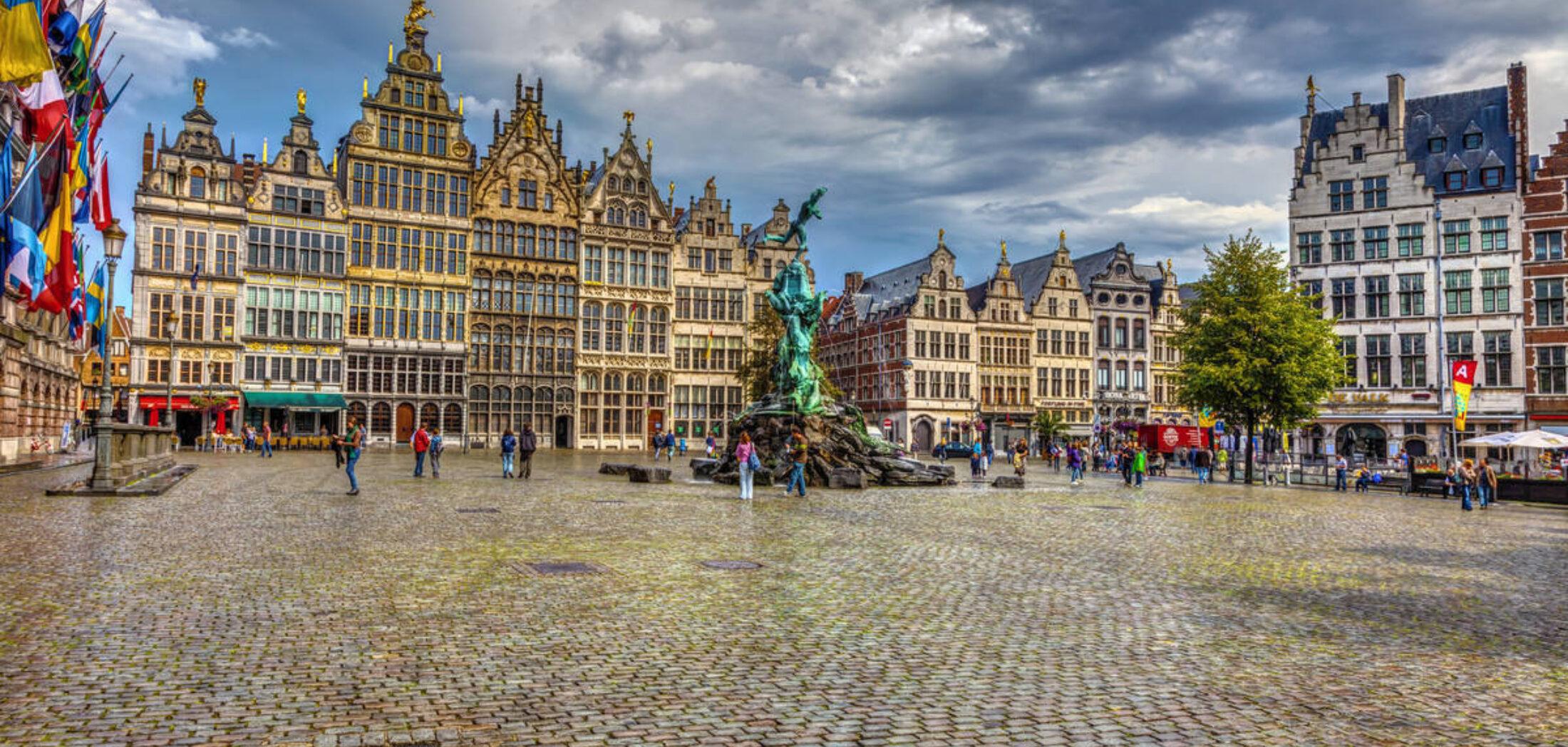 Hero image for Antwerpen bedrijfsuitje 2 dagen: 15/58 personen