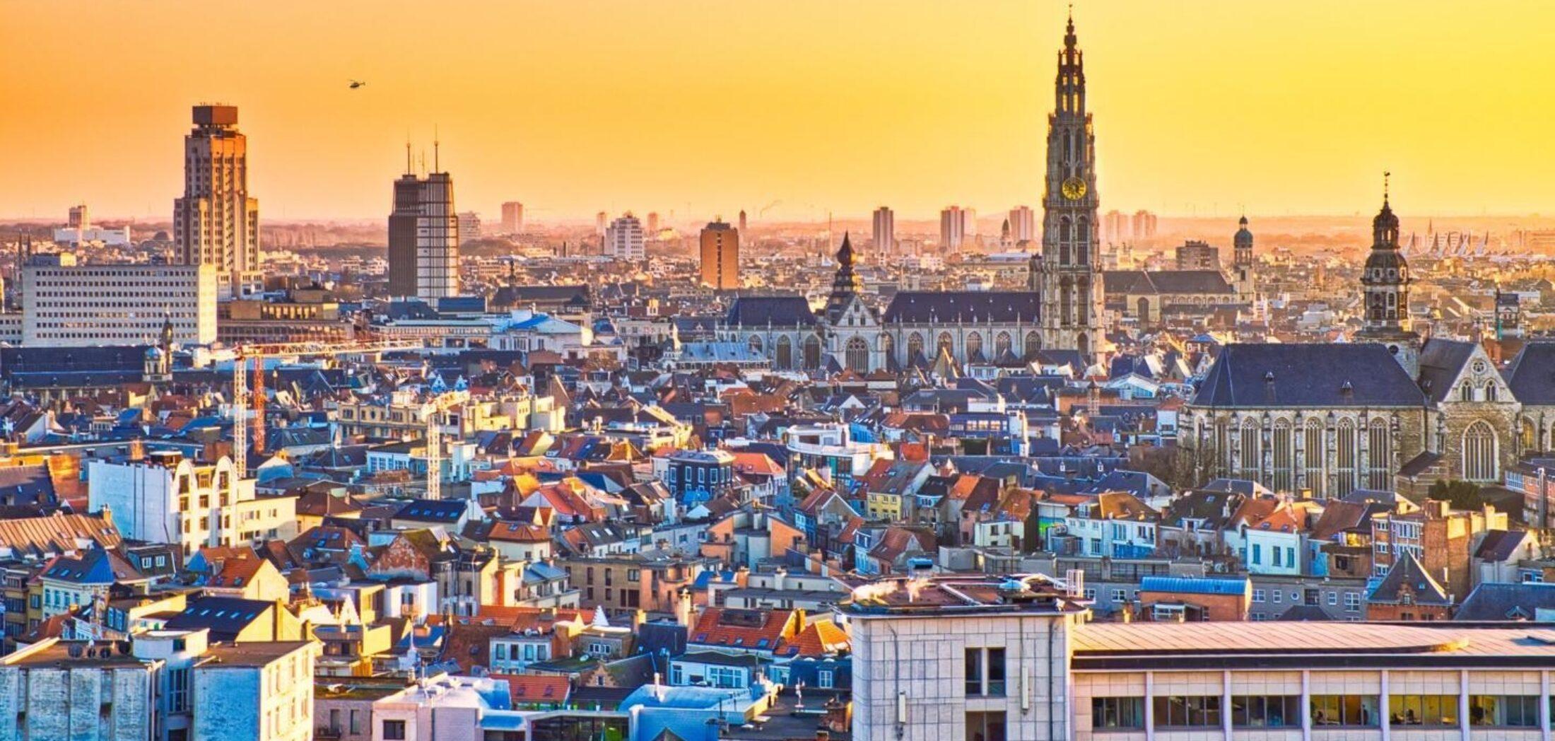 Hero image for Antwerpen 3 dagen: vrienden & teamgenoten (heren) 4/20 personen
