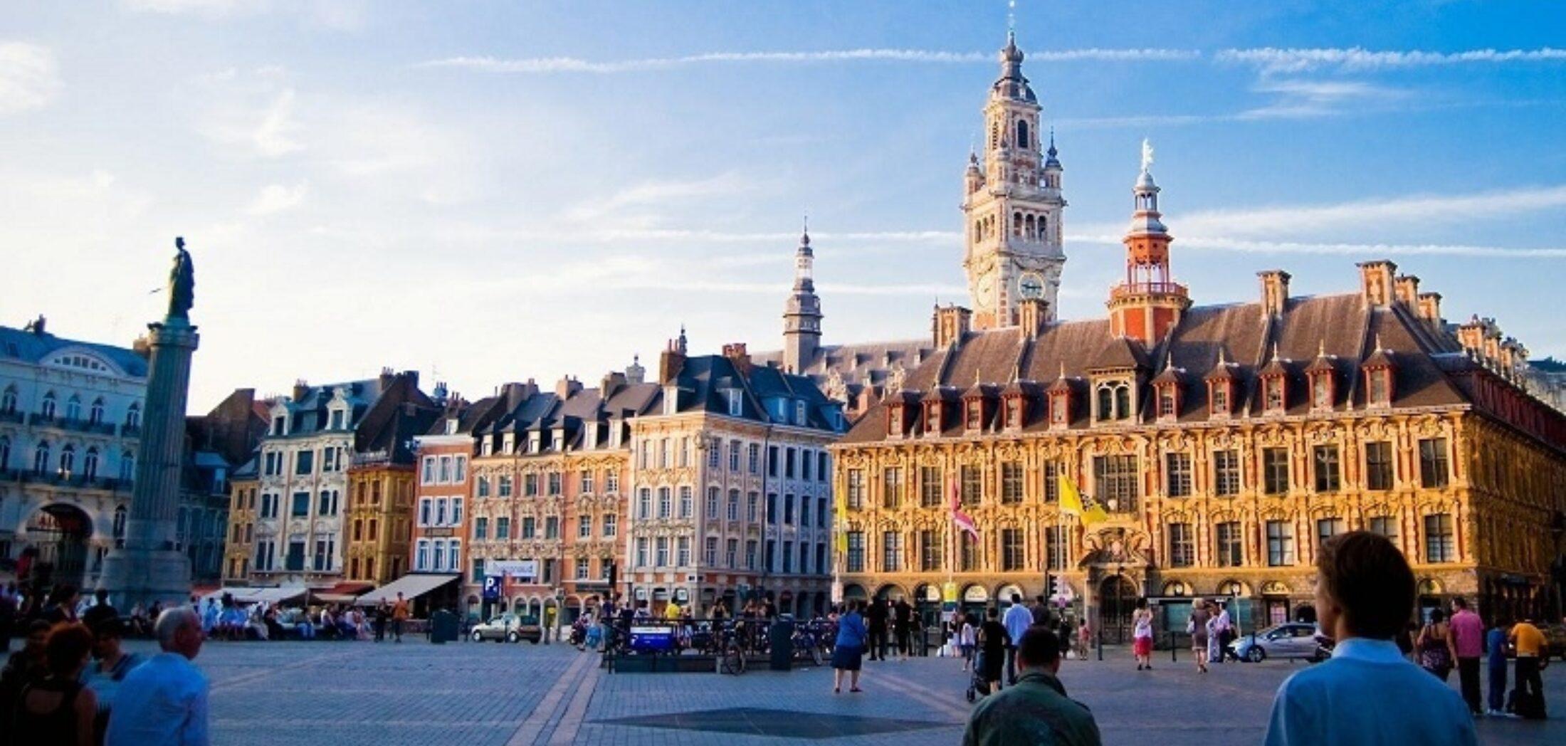 Hero image for Lille Event 3 dagen: Vrienden, Teamgenoten & collega's 4/18 personen