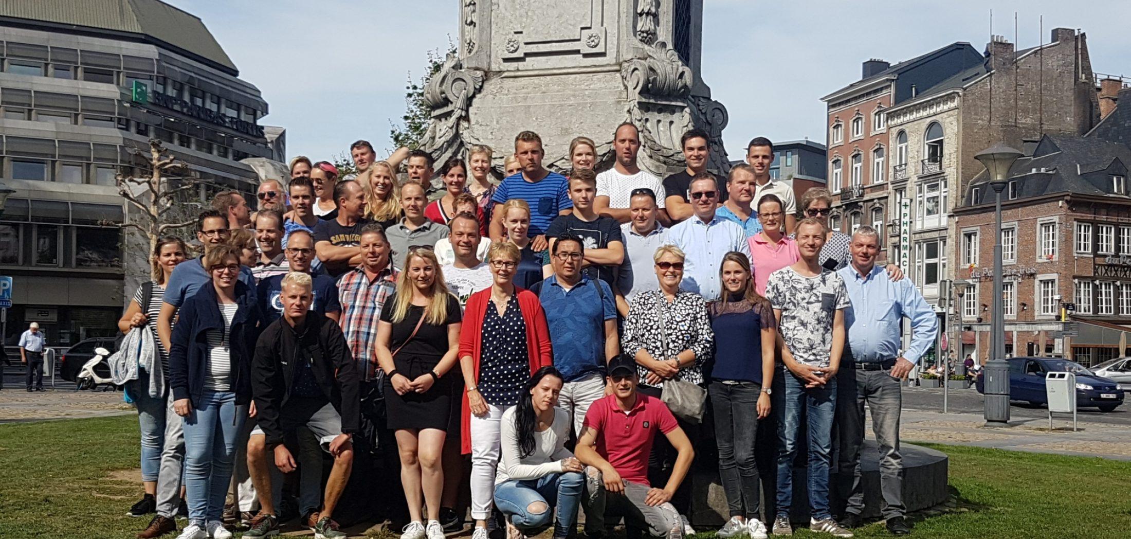 Hero image for Ardennen event 3 dagen: collega's 20/58 personen