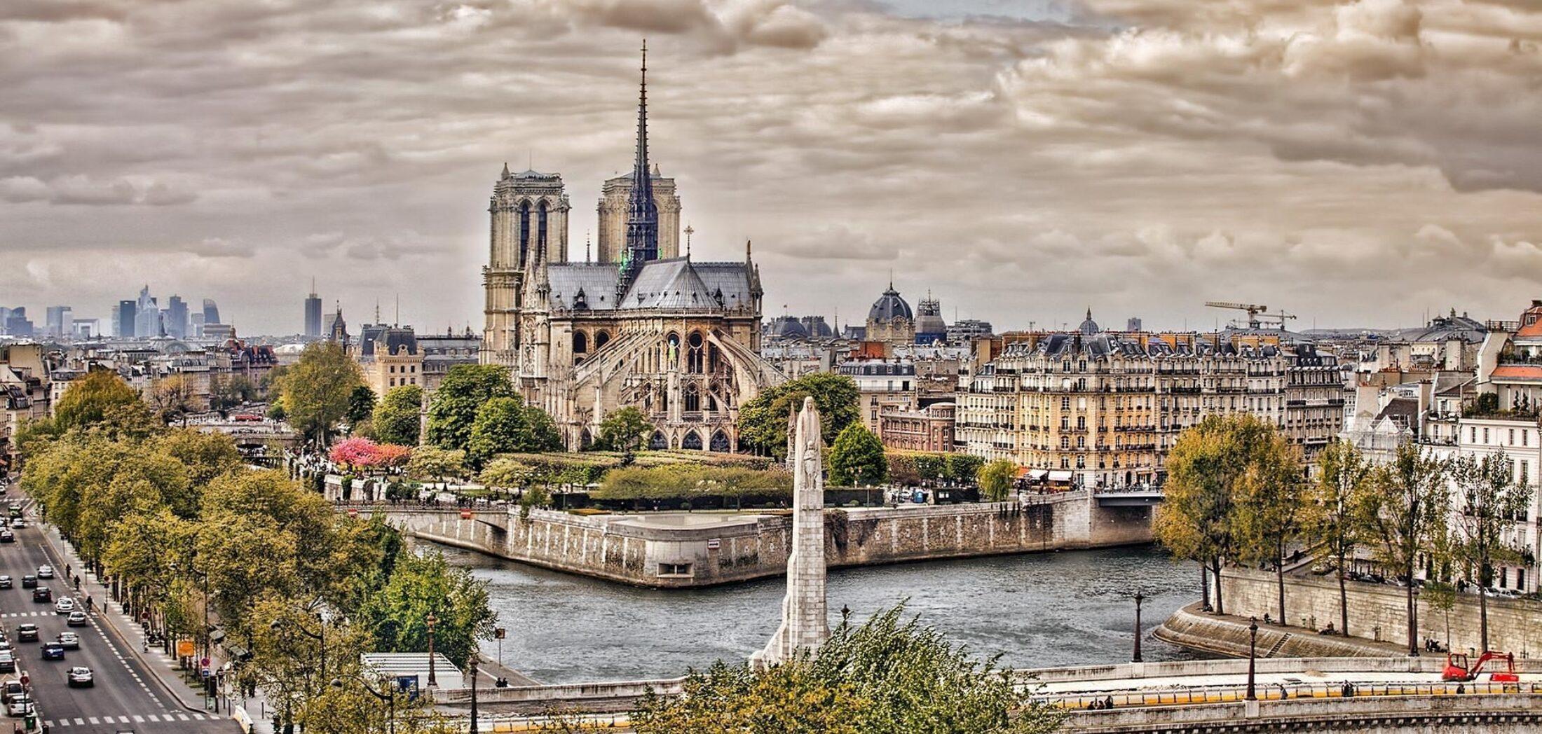 Hero image for Parijs event 3 dagen: Collega's 15/118 personen