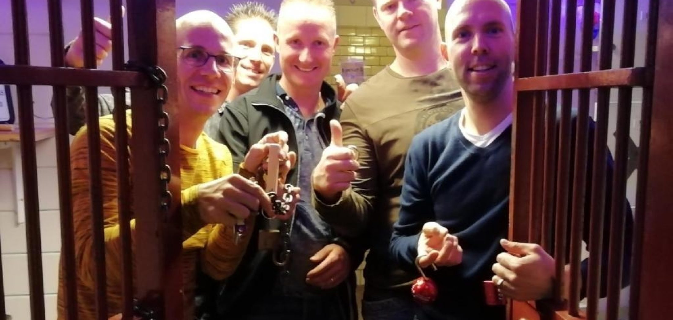 Hero image for Zwolle event 1 dag: collega's 25/75 personen