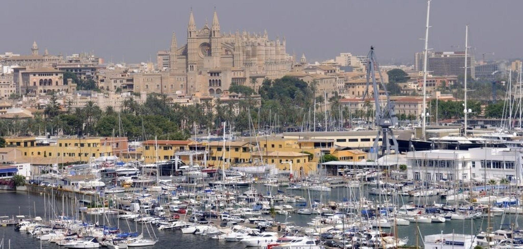 Hero image for Mallorca event 3 dagen: collega's 15/48 personen