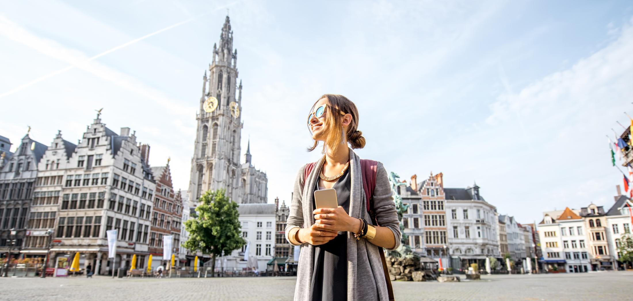 Hero image for Antwerpen 3 dagen: Vriendinnen & Teamgenoten (dames)  4/20 personen