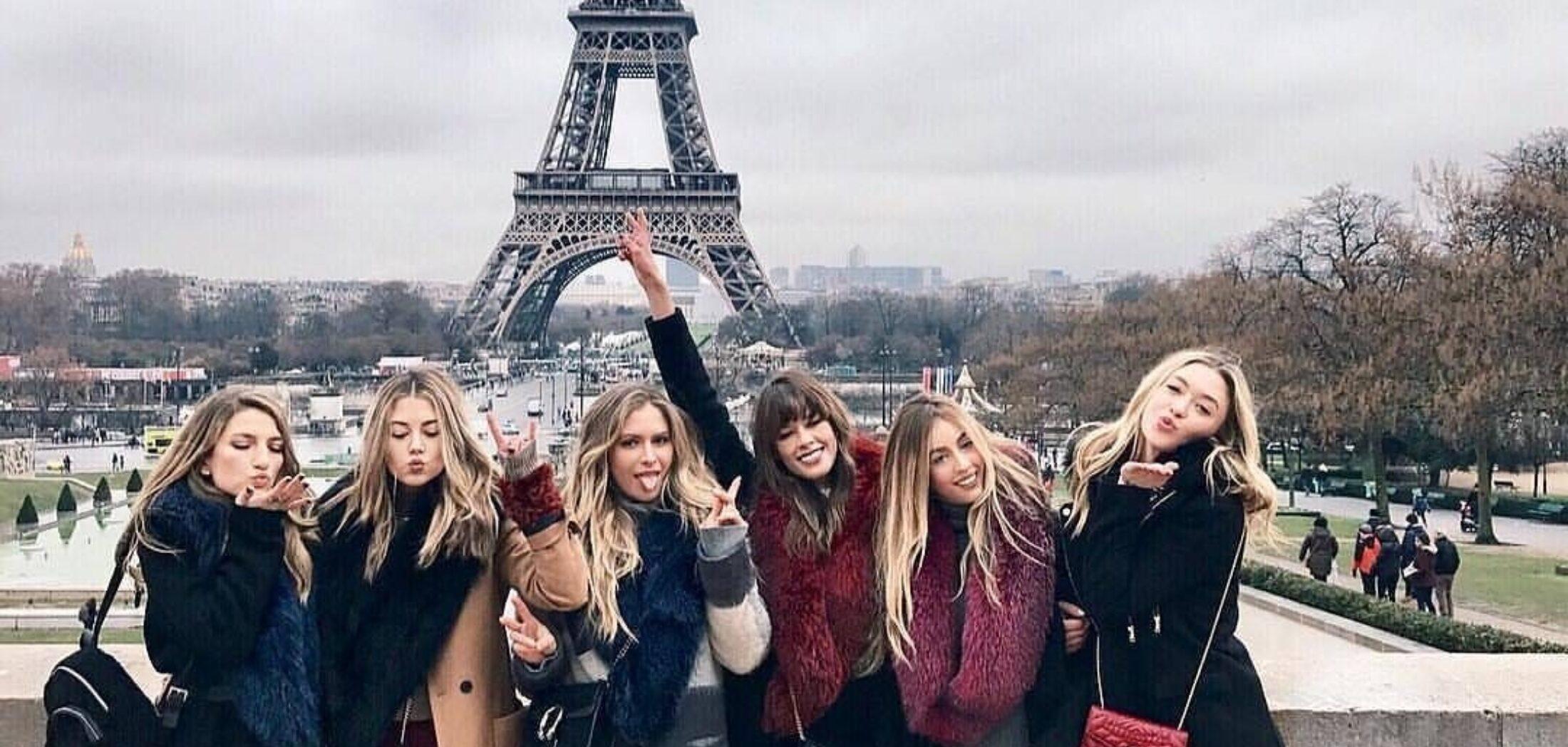 Hero image for Parijs event 3 dagen: vriendinnen & teamgenoten (dames) 4/20 personen