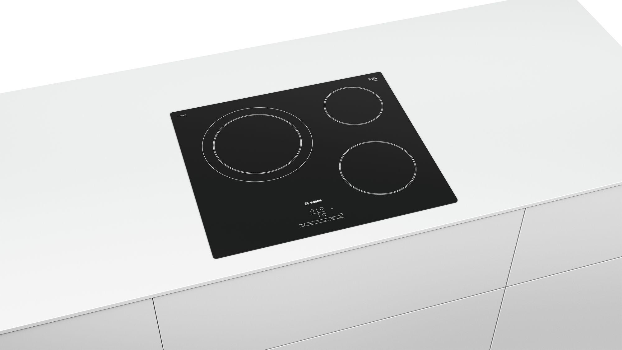 Serie | 4 staklokeramička ploča za kuvanje, 60 cm