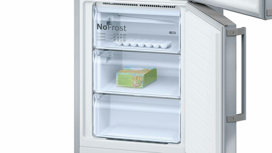 Serie   4 Kombinovani frižider sa zamrzivačem