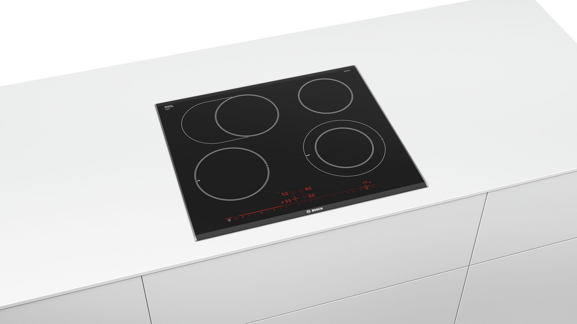 Serie | 8 staklokeramička ploča za kuvanje, 60 cm
