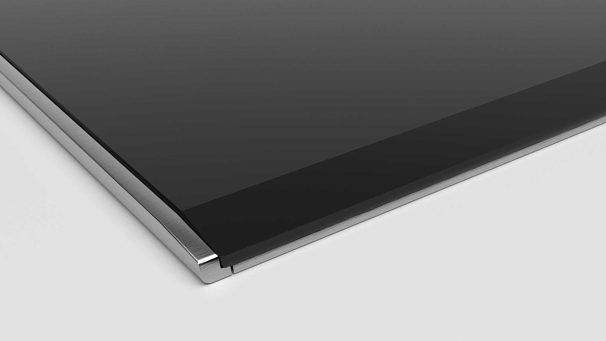 Serie | 6 staklokeramička ploča za kuvanje domino, 30 cm