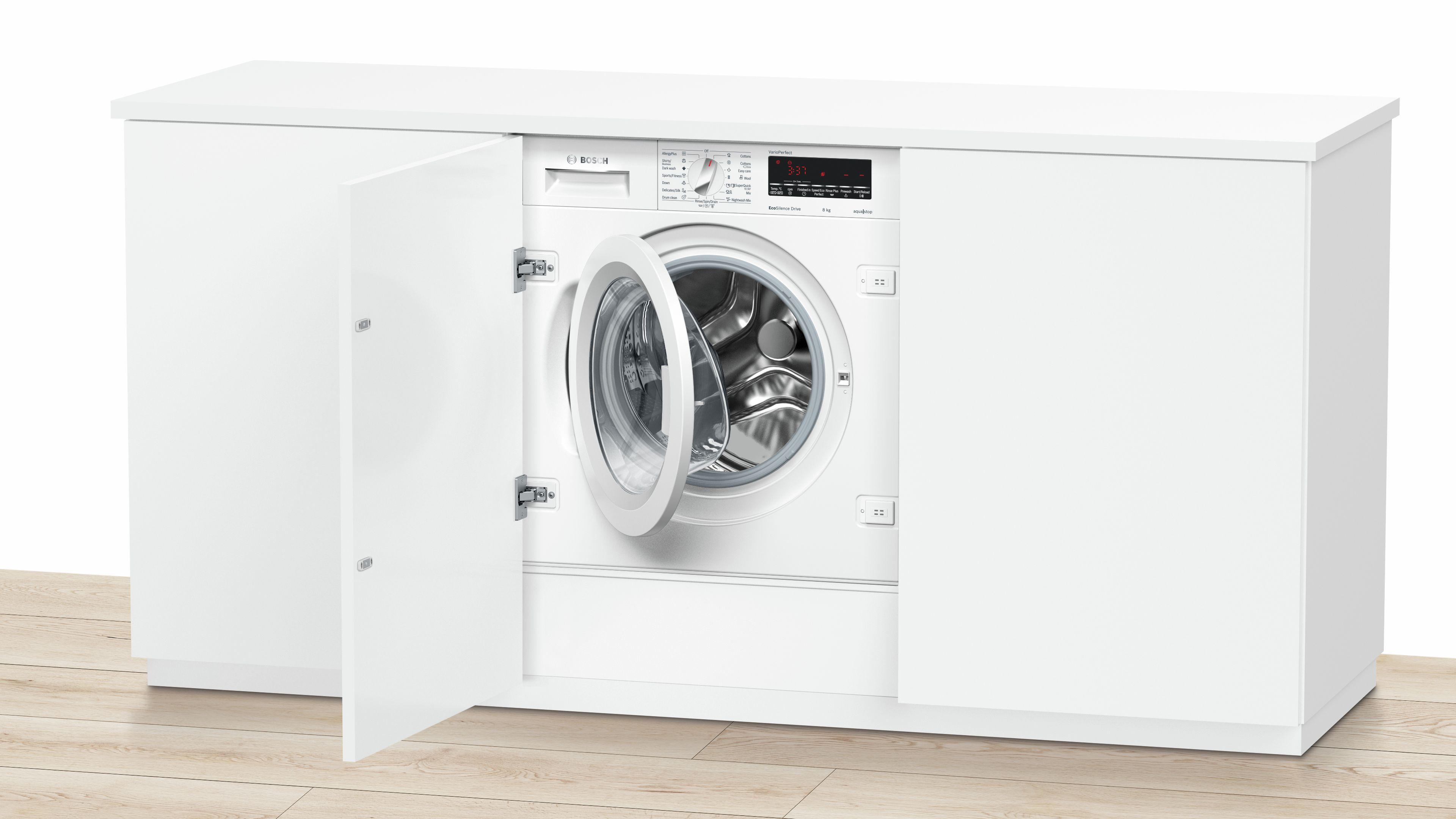 Serie | 8 Mašina za pranje veša, ugradna