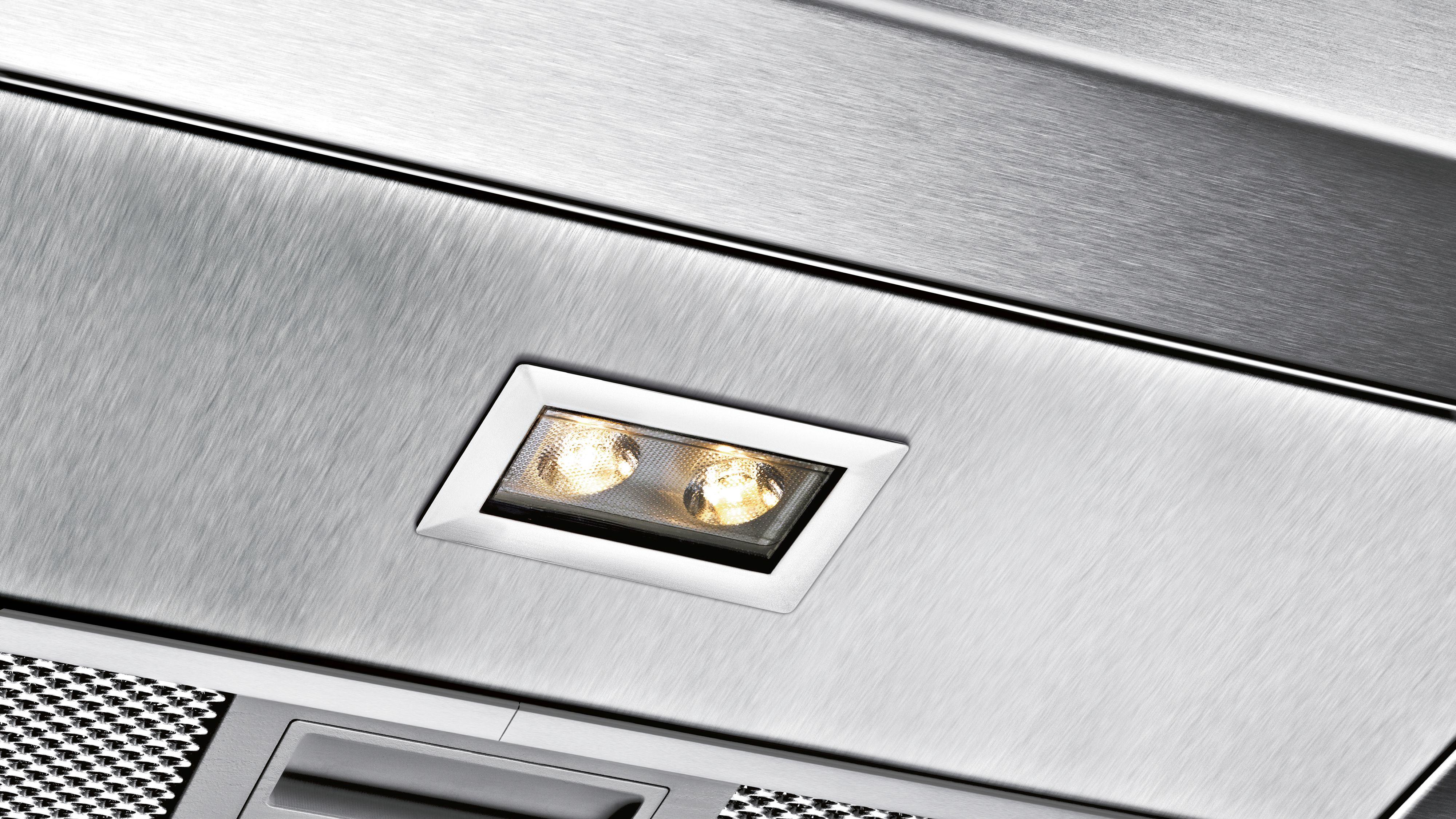 Serie | 6 Ostrvski aspirator, 90 cm Glass design