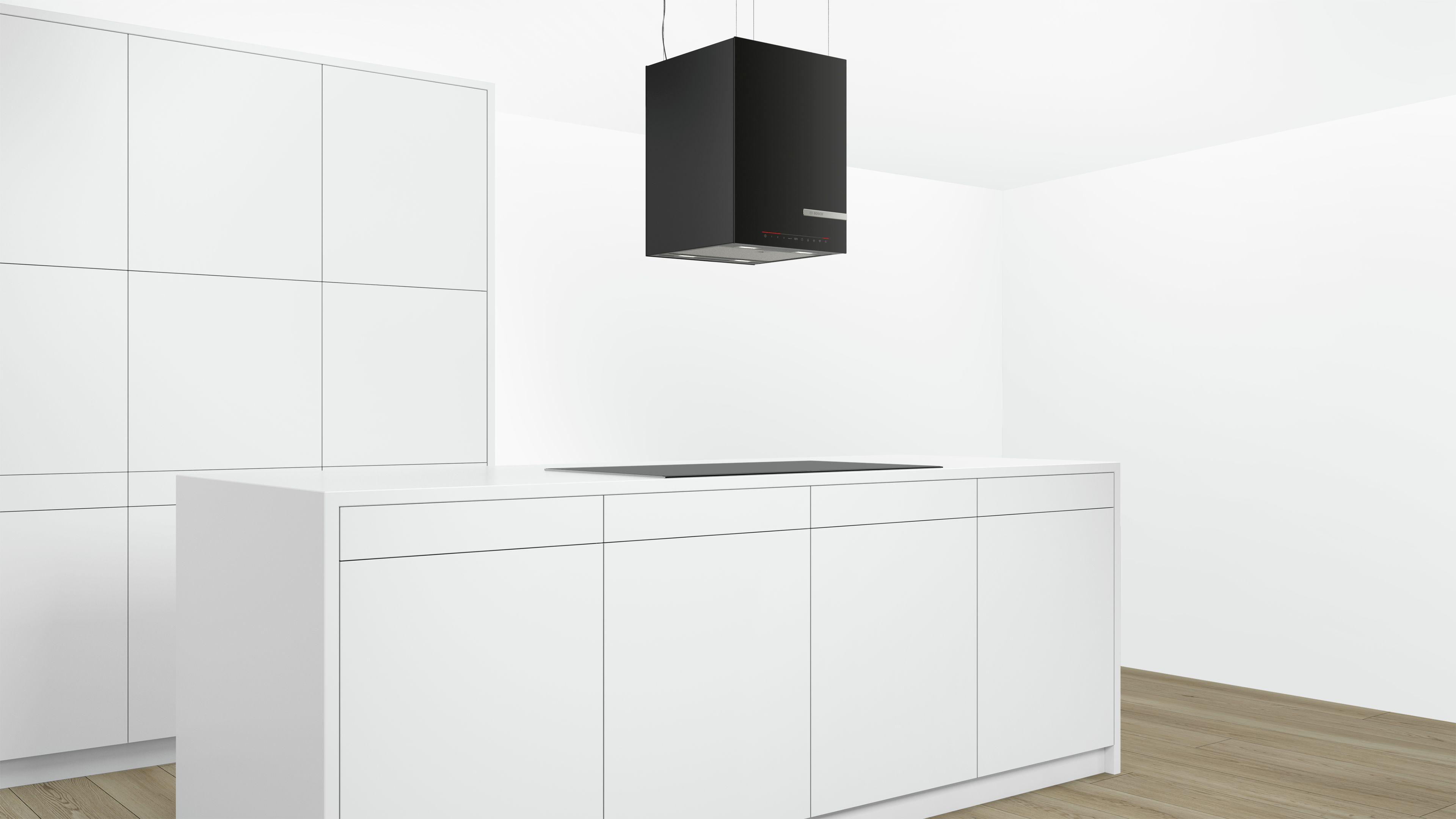 Serie | 6 Ostrvski aspirator, 37 cm Cube