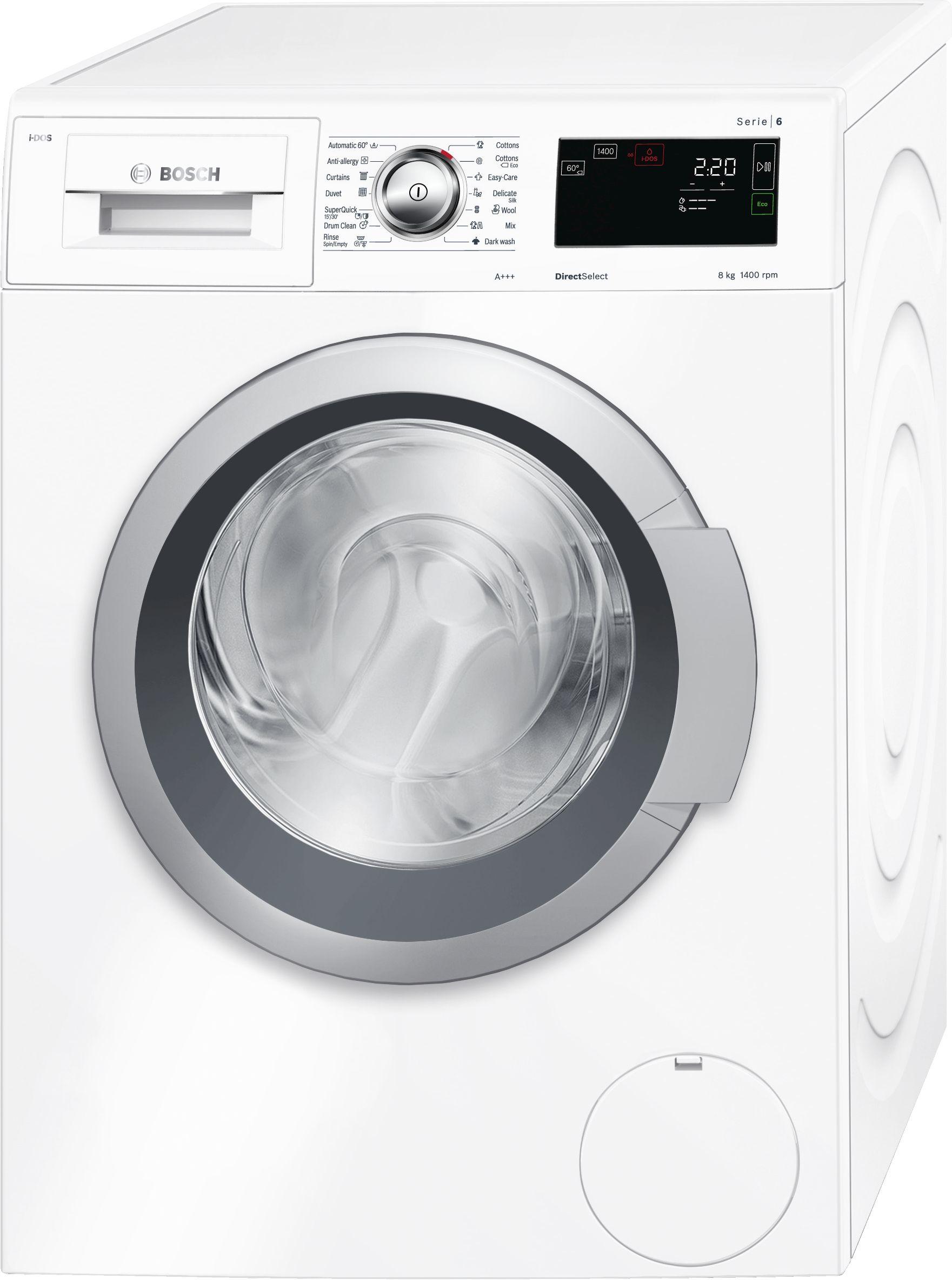 Serie | 6 Mašina za pranje veša