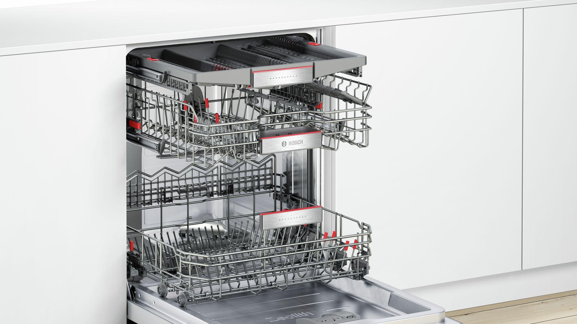 Serie | 8, PREMIUM, potpuno ugradna mašina za pranje sudova, 60 cm