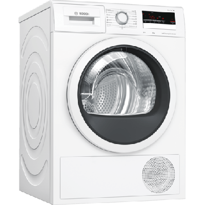 Serie | 4, Mašina za sušenje veša sa toplotnom pumpom, 8 kg