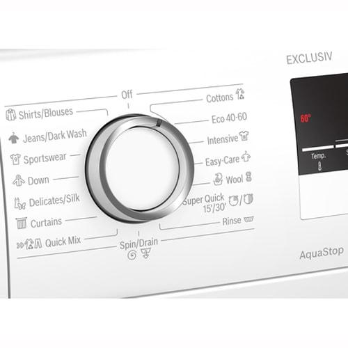 Serie   4, Mašina za pranje veša, punjenje spreda, 9 kg, 1400 okr