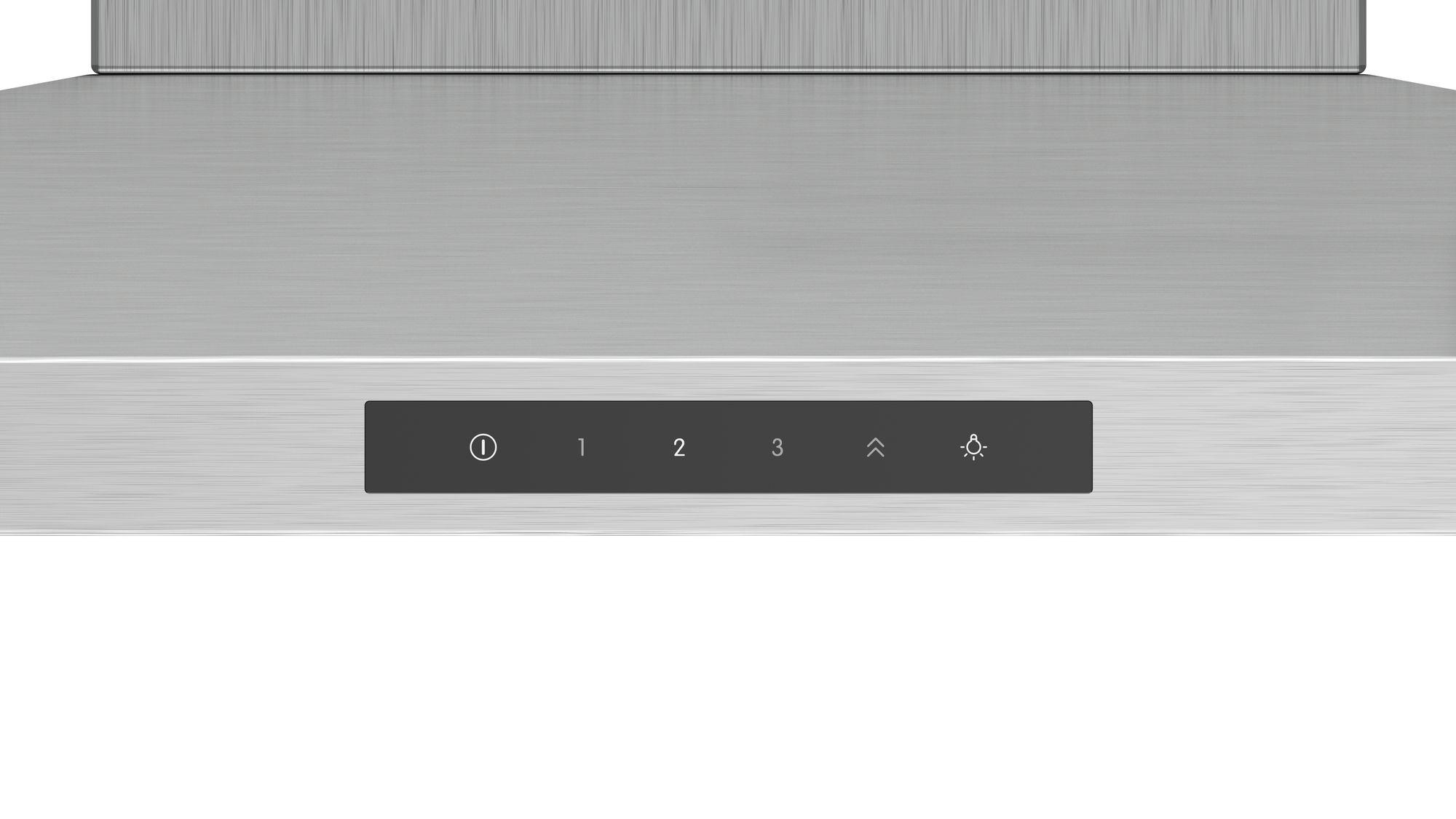 Serie | 4 Zidni aspirator, 60 cm