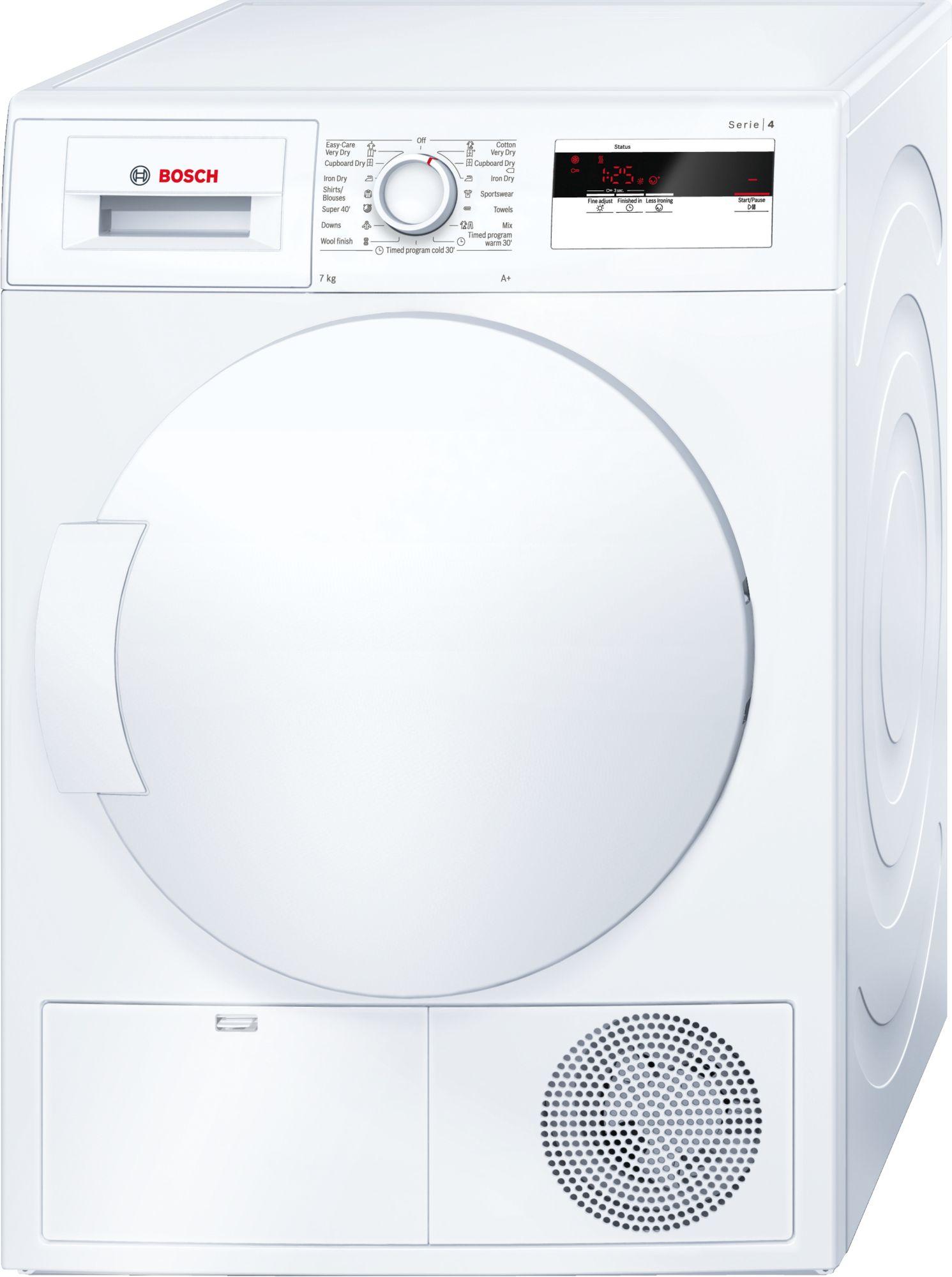 Serie | 4 Kondenzacijska mašina za sušenje veša sa toplotnom pumpom