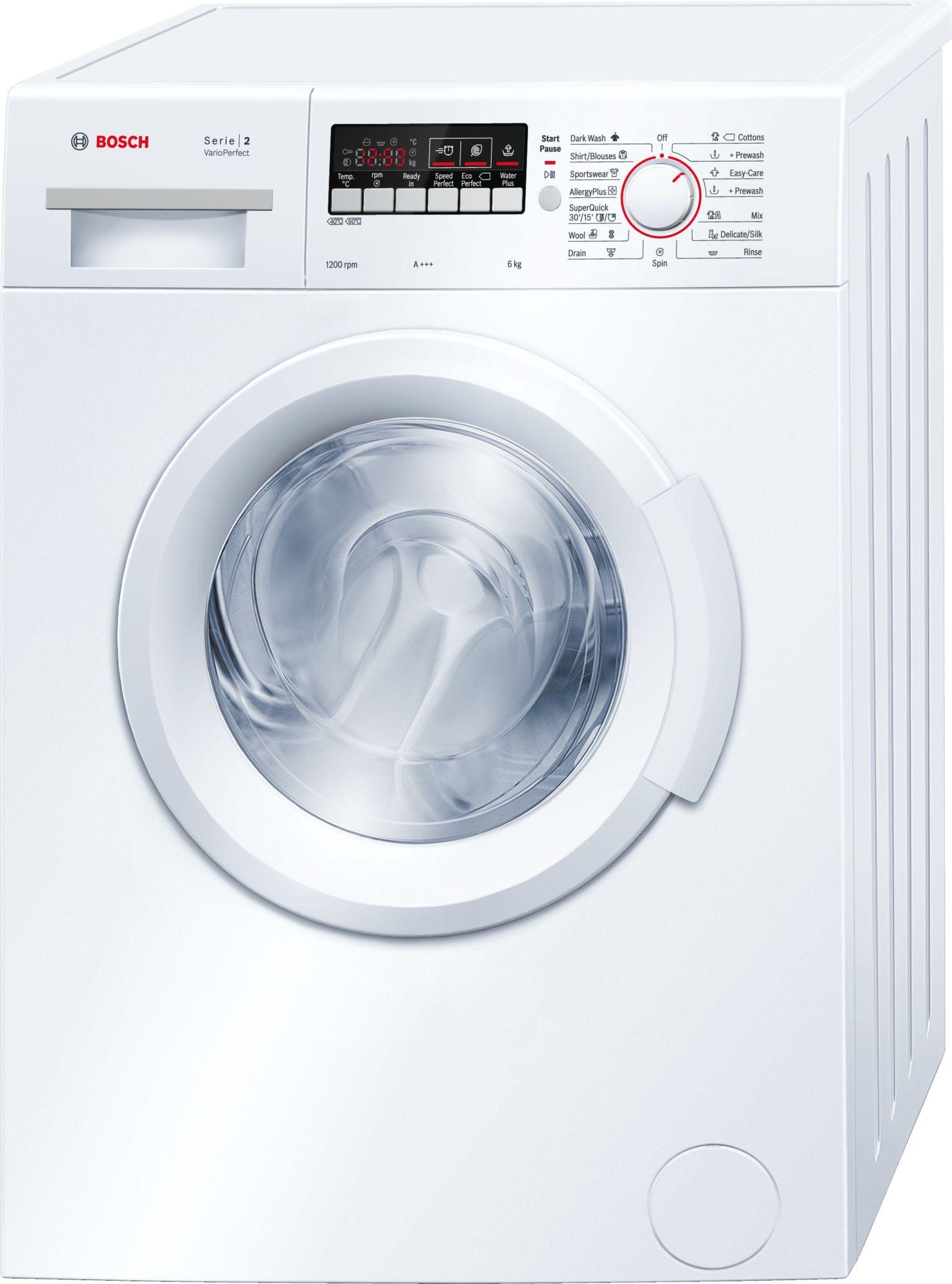 Serie | 2 Mašina za pranje veša