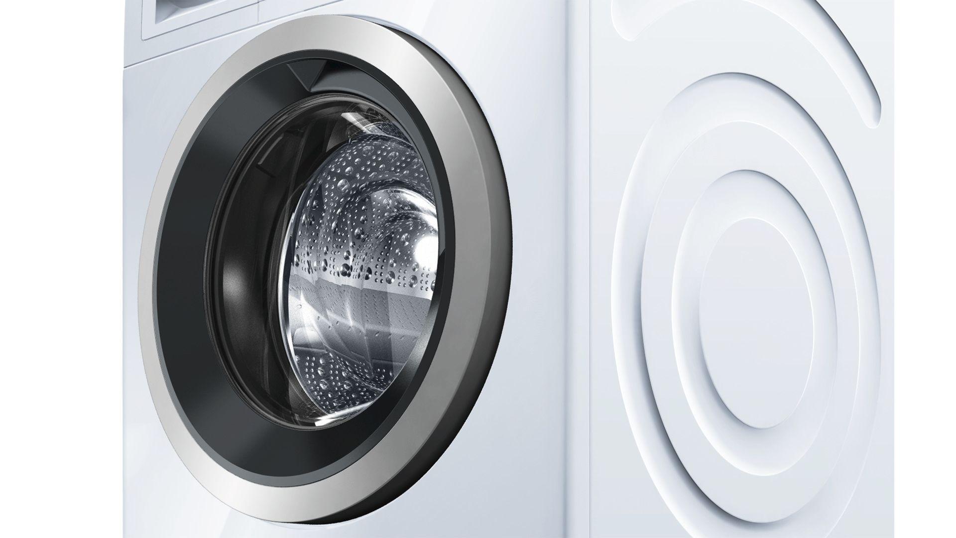 Serie | 8 Mašina za pranje veša