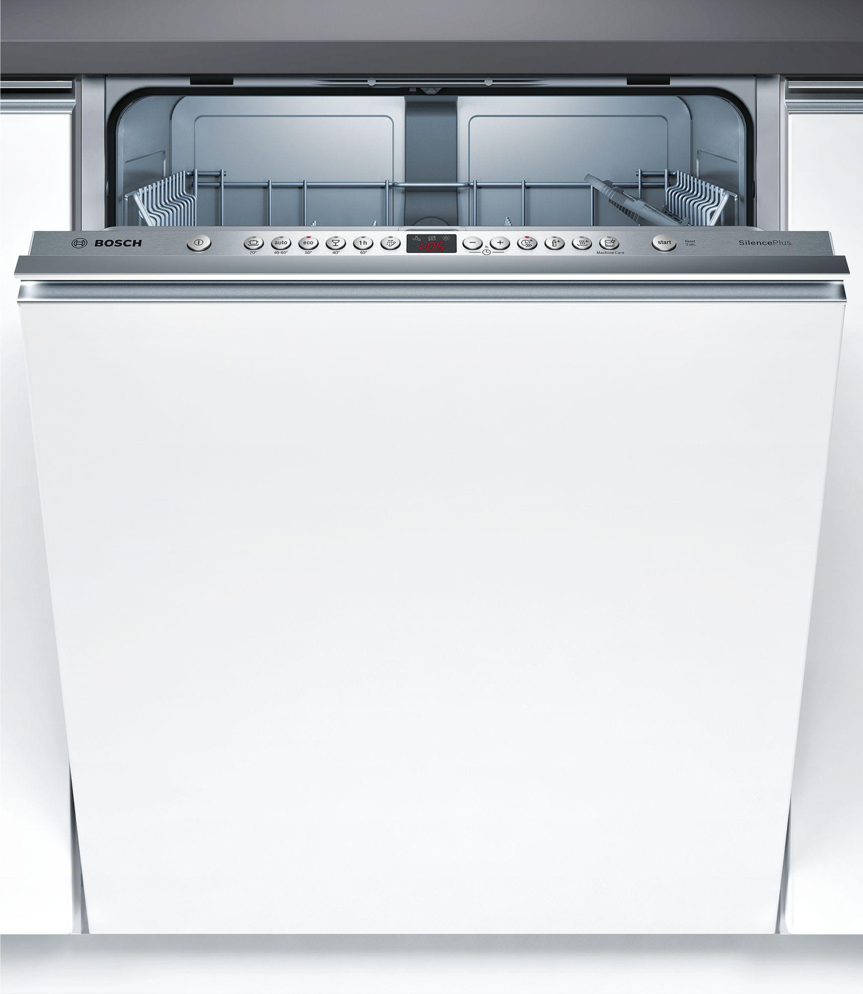 Serie | 4 Silence Plus mašina za pranje sudova, 60 cm Potpuno ugradni