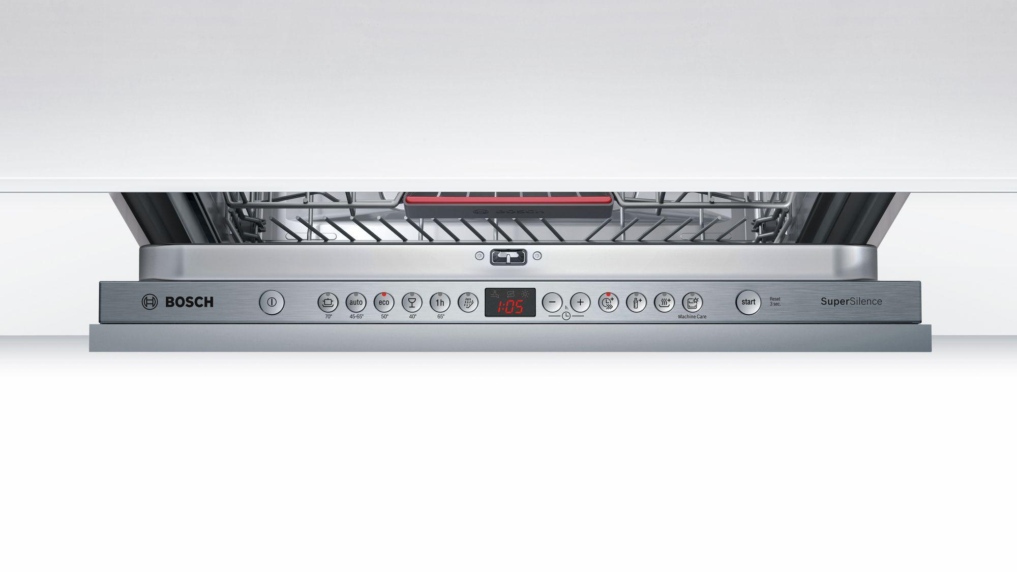 Serie | 4 SuperSilence mašina za pranje sudova, 60 cm Potpuno ugradni sa OpenAssist