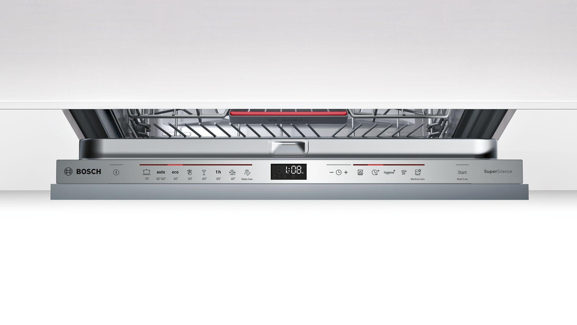Serie | 6 SuperSilence mašina za pranje sudova, 60 cm Potpuno ugradni sa OpenAssist