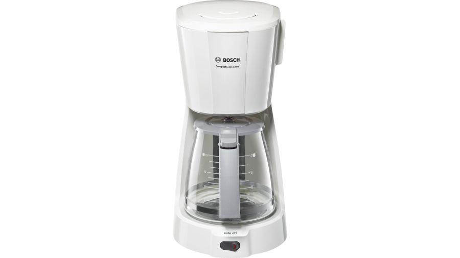 Aparat za kafu CompactClass Extra bela / svetlo siva