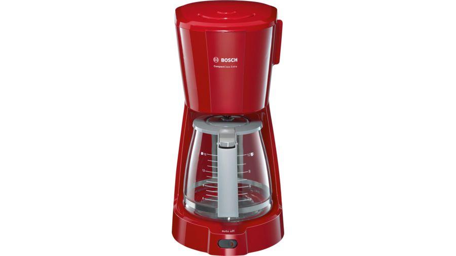 Aparat za kafu CompactClass Extra crvena / svetlo siva