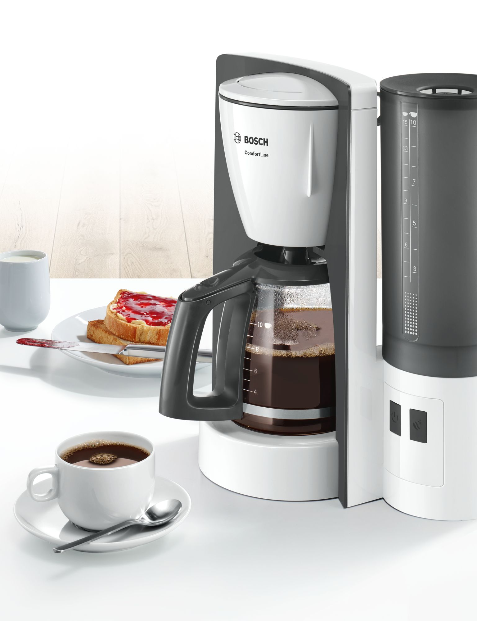 ComfortLine Aparat za pripremu kafe Plastika
