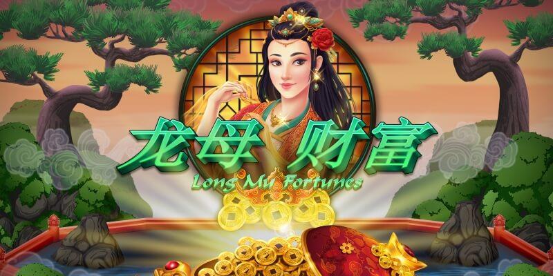 Сохраните свою удачу в слотах казино Long Mu Fortunes