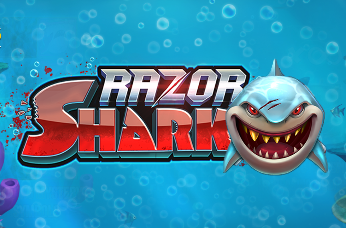 Razor Shark: Be Aware of the Deep Blue Sea