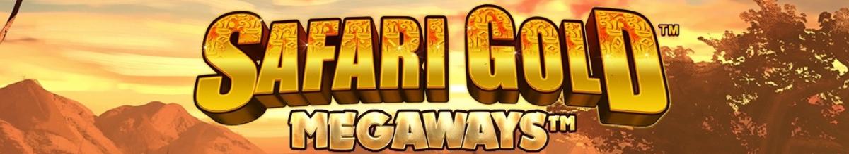 Deje que la naturaleza brille con Safari Gold Megaways