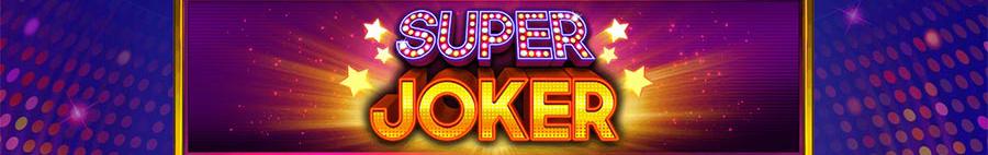 Step Up with Super Joker